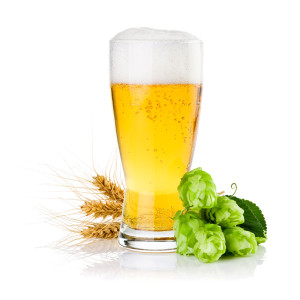 Bicchiere di Birra Buffa, la birra divertente.
