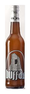 Bottiglia di Birra Buffa Bianca, la birra divertente